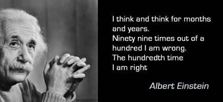 Albert Einstein Pandoe